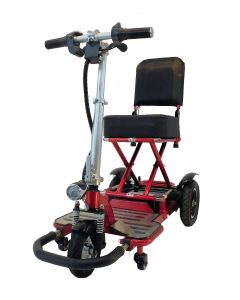 Enhance Mobility Triaxe Tour 3 Wheels Folding Mobility Scooter