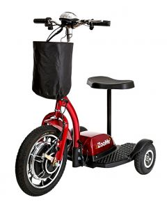 ZooMe 3 Wheel Recreational Scooter