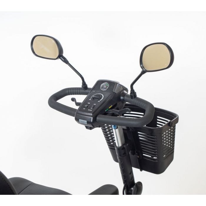 Deluxe Scooter Rear View Mirror Pair for Pride Mobility