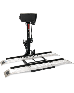 Paragon Outlander XL – Large 4 Wheel Mobility Scooters Exterior Lift