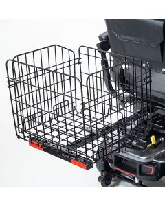 Folding Rear Basket For Most Mobility Scooters