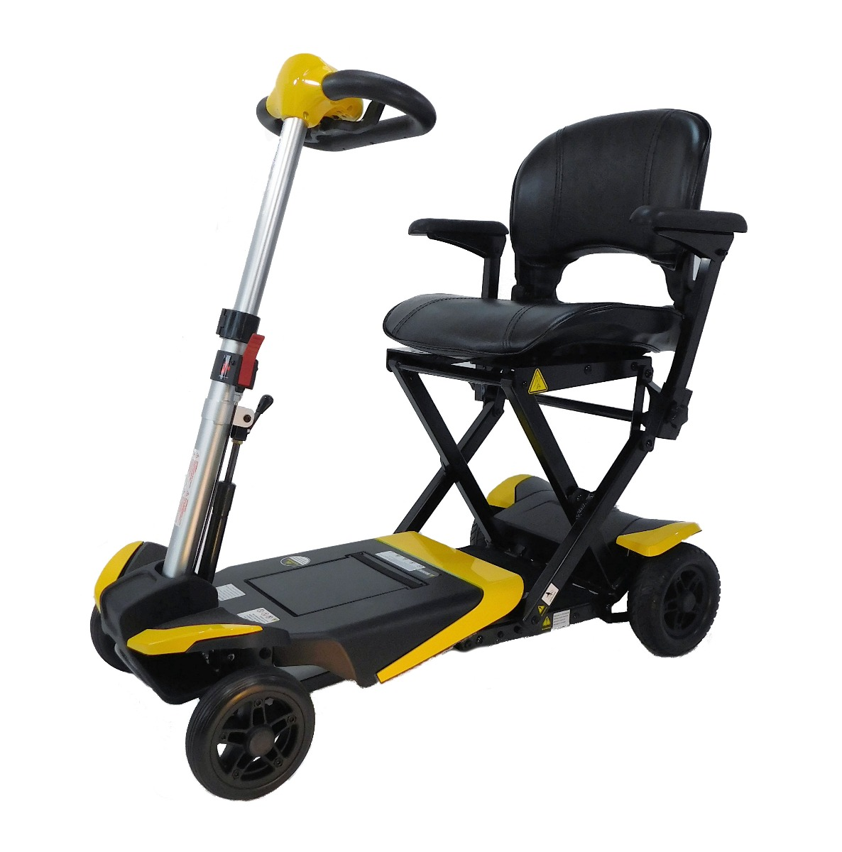 Enhance Mobility Transformer 4 Wheel Automatic Folding Mobility Scooter